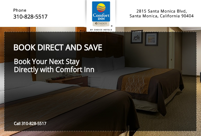 Santa Monica Coupon