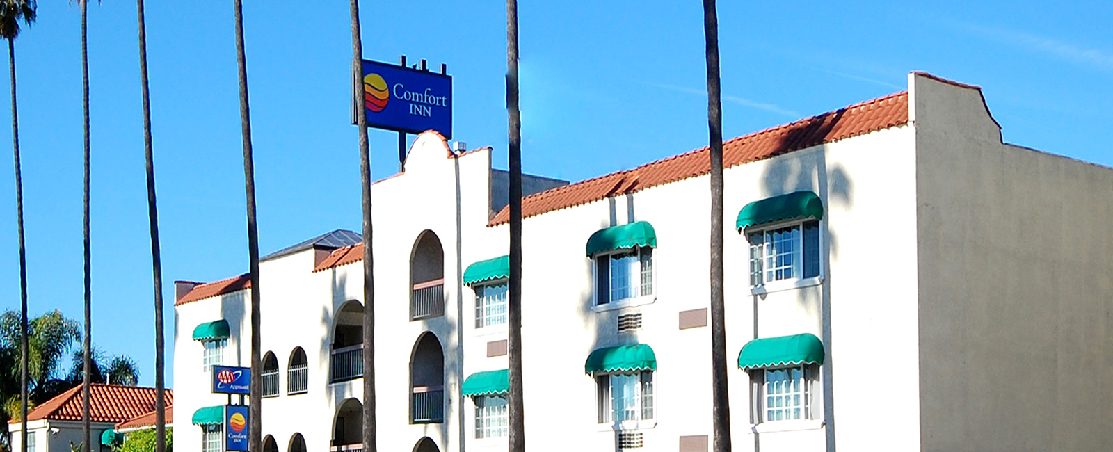 Comfort Inn Santa Monica-West Los Angeles California