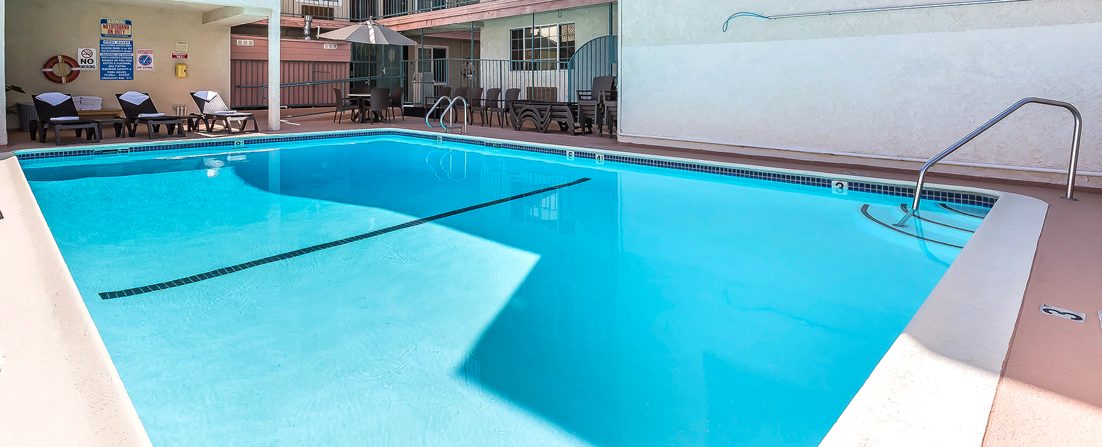 Amenities in Comfort Inn Santa Monica-West Los Angeles